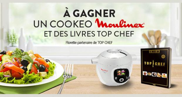 Robot de cuisine cookeo moulinex chantillons gratuits for Robot cuisine cookeo