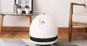 Robot multimédia Keecker de 1790 euros