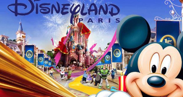 Séjour à Disneyland Paris de 1400 euros