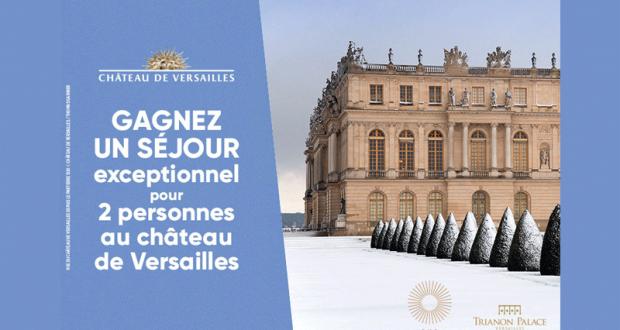 S jour pour 2 personnes au ch teau de versailles chantillons gratuits france - Chateau de versailles gratuit ...