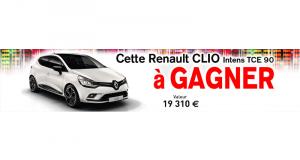 Voiture Renault Clio de 19 310 euros