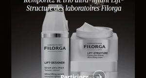 10 lots de 2 produits soins Filorga