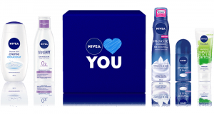 20 coffrets de produits de soins Nivea