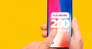 200 smartphones Apple iPhone X 64Go