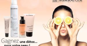 25 lots de 4 produits de soins Académie Scientifique de beauté