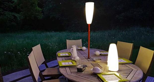 concours gagnez 3 lampadaires sans fil paranocta. Black Bedroom Furniture Sets. Home Design Ideas
