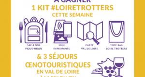 3 séjours pour 2 personnes dans le vignoble du Val de Loire