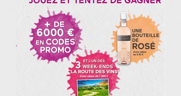 3 week-ends Sur la Route des Vins