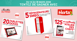 5 réfrigérateurs Smeg