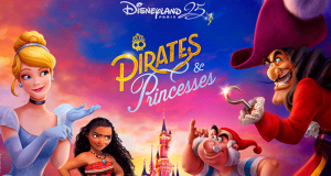 5 séjours pour 4 personnes en pension complète à Disneyland Paris