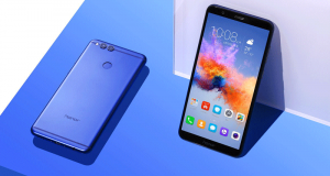 5 smartphones Honor 7X