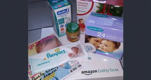 Baby Box Amazon 100% gratuite