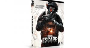 DVD et 1 Blu ray du film Insiders Escape Plan