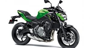 Gagnez une Moto Kawasaki Z650 2018