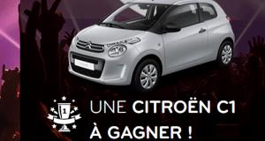 Gagnez une voiture Citroën C1