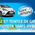Gagnez une voiture de marque Toyota Yaris Hybride