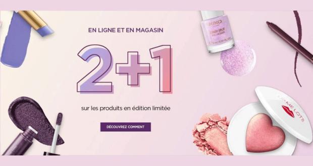Calendrier De Lavent Kiko 2019.2 1 Gratuit Sur Les Produits En Edition Limitee Kiko Cosmetics