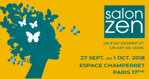 Invitation gratuite au salon Zen 2018