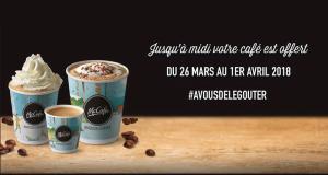 Macdonald's – Café gratuit