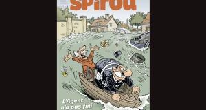 Recevez votre Journal Spirou gratuit