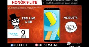 Smartphone Honor 9 Lite