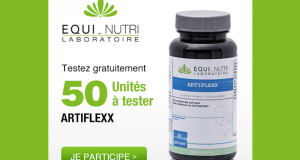 Testez gratuitement le complément Artiflexx EQUI-NUTR