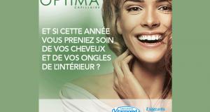 Testez les capsules Optima Cheveux et Ongles Forts