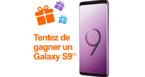 Un Samsung Galaxy S9