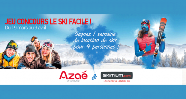 location ski pour 4 jours