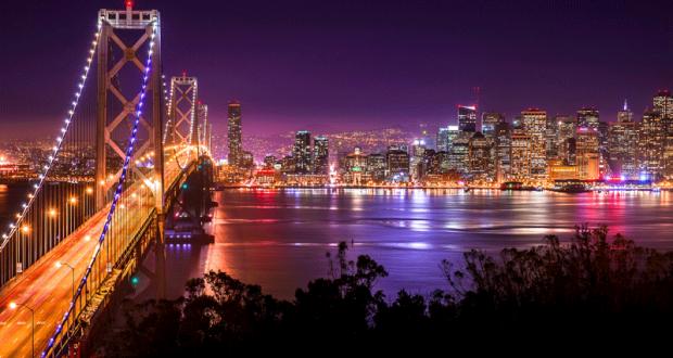 Voyage VIP de 5 jours pour 2 personnes à San Francisco