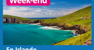 Week-end en Irlande pour 2 personnes