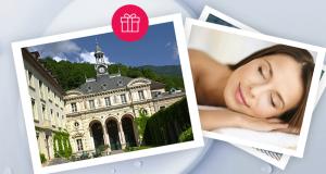 Week-end pour 2 personnes en hôtel 4 à Uriage-les-Bains