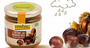 100 Crèmes de marron bio DANIVAL à tester