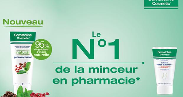 250 Soins Amincissants Somatoline Cosmetic offerts
