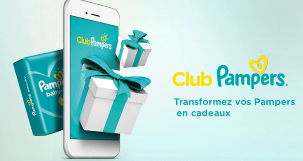 3000 Tests gratuits d'application Mobile Club Pampers