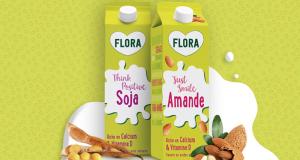 3000 boissons végétales Flora offertes