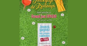 5 chèques cadeau Kadéos de 100 euros