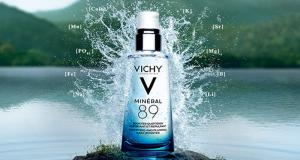 50000 échantillons Minéral 89 des Laboratoires Vichy