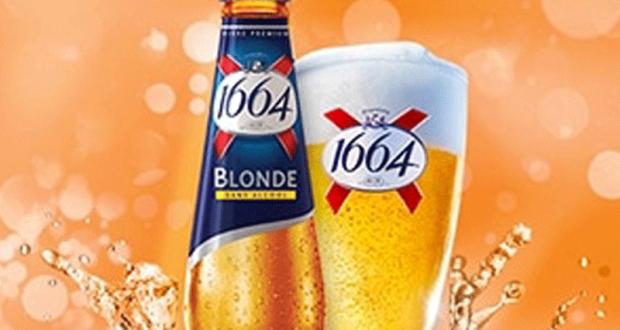 6000 packs de bi re 1664 sans alcool offerts gratuitement for Alcool de poire maison