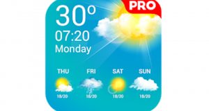 Application Weather Live Pro Gratuit