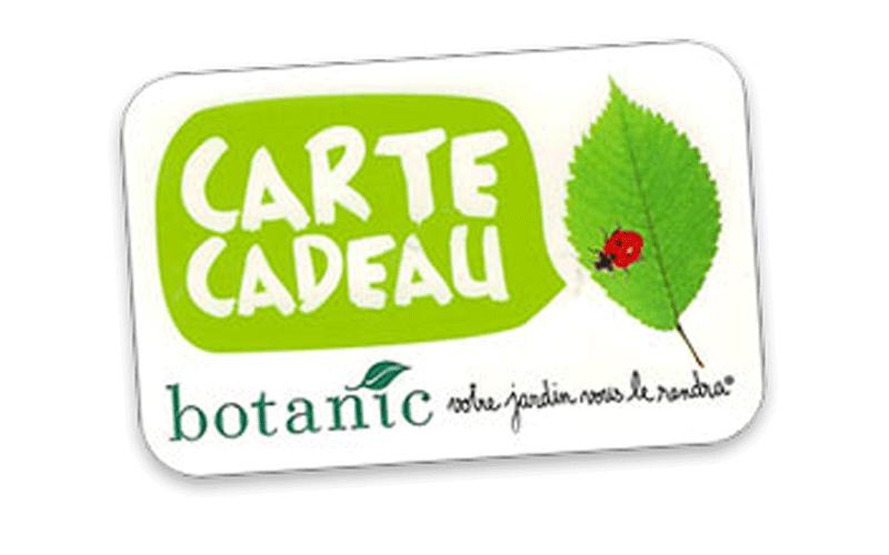 Carte Cadeau Wow.Concours Gagnez Une Carte Cadeau Botanic De 2000 Euros