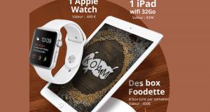 Montre Apple Watch séries 3