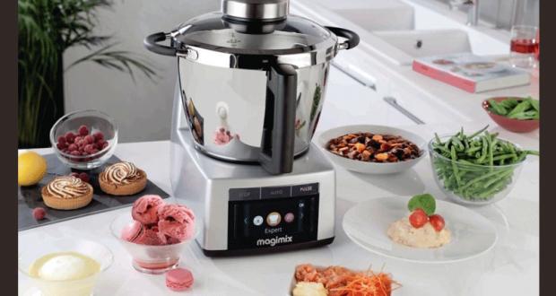 robot de cuisine magimix cook expert. Black Bedroom Furniture Sets. Home Design Ideas