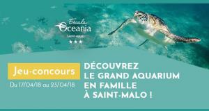 Séjour à l'hôtel Escale Oceania Saint-Malo