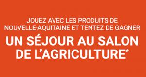 Séjour au Salon de l'Agriculture à Bordeaux