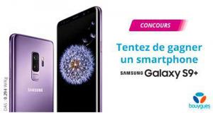 Un Smartphone Samsung Galaxy S9+