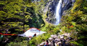 Tente suspendue Connect Tree Tent