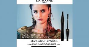 Testez le Mascara Hypnôse de Lancôme