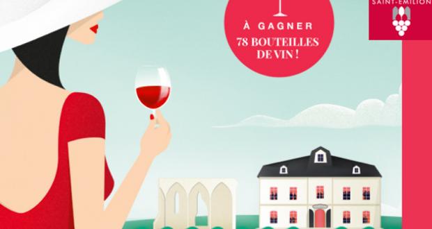 Un lot de 78 bouteilles de vin