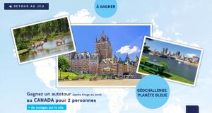 Voyage de 10 jours pour 2 personnes au Québec